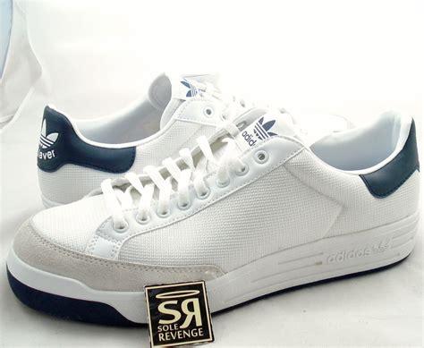 Sepatu Sneakers Adidas Originals Stan Smith Blue new adidas originals rod laver shoes white navy blue stan smith bb8563 ebay