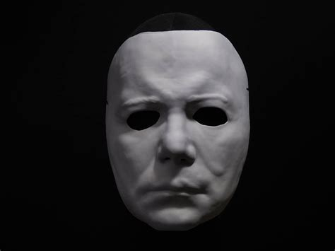 mike myers halloween face michael myers vacuform mask coming in 2017 from trick or