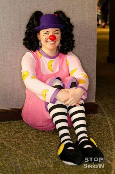 lunette from the big comfy couch loonette the clown cosplay amino