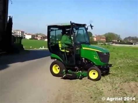 approved cab for john deere 1023, 1025 and 1026 youtube