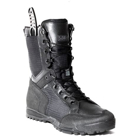 how to wear a boot knife zona t 225 ctica botas 5 11 recon