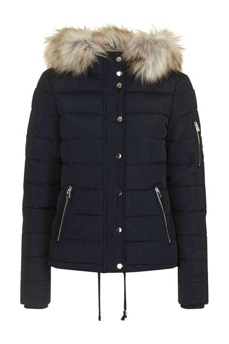 Jacket Shop Puffer Jacket Topshop