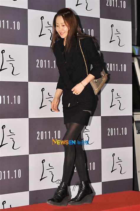 Blazer Hyun Jung học hỏi quot nữ ho 224 ng seon duk quot go hyun jung c 225 ch mặc đồ đen