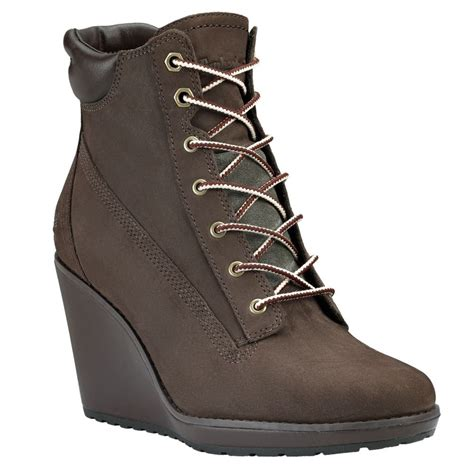 womens high heel timberland boots new timberland womens earthkeepers boots ankle wedge heel