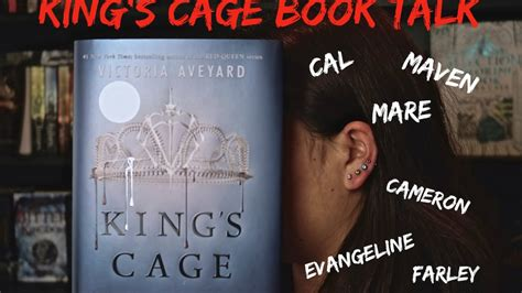 King S Cage king s cage book talk