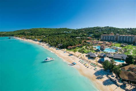 sandals resort antigua four islands for a destination wedding westjet magazine