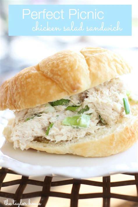 picnic recipe chicken salad