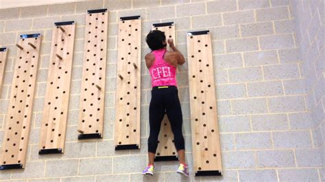 Pegboard Climbing Wall by 100 Pegboard Climbing Wall How To Install A