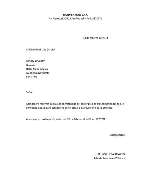 modelos de cartas modelos de cartas de solicitud ejemplos de cartas de solicitudes