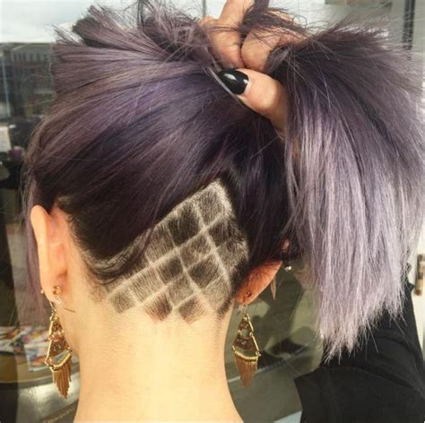 undercut hair tattoo best 25 hair tattoos ideas on hair