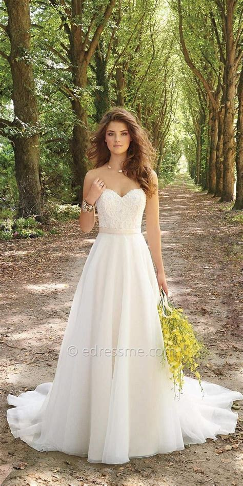 Wedding Dresses Ideas by Simple Wedding Dresses Best Photos Wedding Ideas