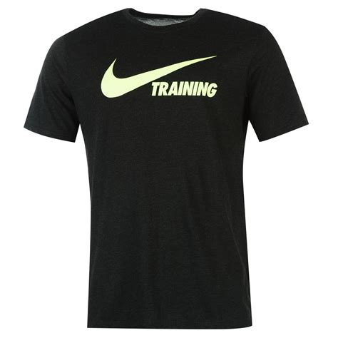 T Shirt 6 0 Nike Alba Match Item nike swoosh t shirt mens black shirt top ebay