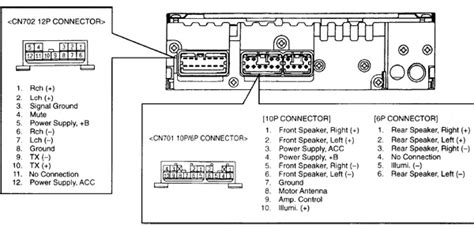 toyota 57412 unit pinout diagram pinoutguide