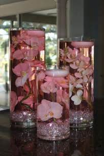 floating candles centerpieces ideas wodnerful diy unique floating candle centerpiece with flower