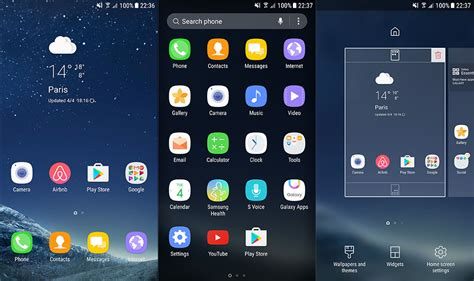 apk laucher install samsung galaxy s8 touchwiz launcher apk on all