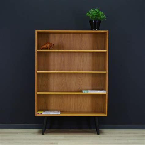 bookshelf cabinet from the seventies by unknown designer