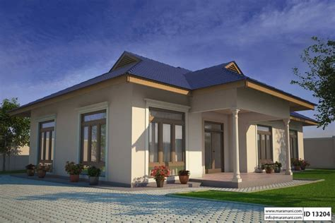 Three Bedroom House Id 13204 Small Three Bedroom House Plan Id 13204 Floor Plans By
