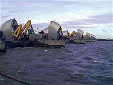 thames barrier in operation floodsite task introduction