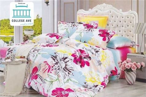 light pink comforter twin xl our blossom twin xl comforter set is a vibrant floral