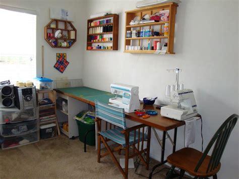 my home sewing studio crafty gemini