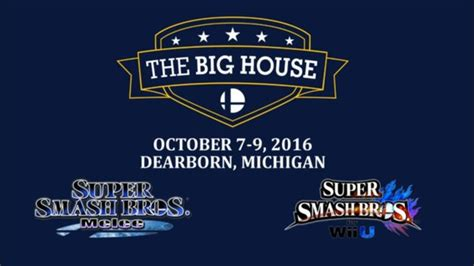 the big house blog the big house 6 confirms japan qualifier for smash wii u evil controllers
