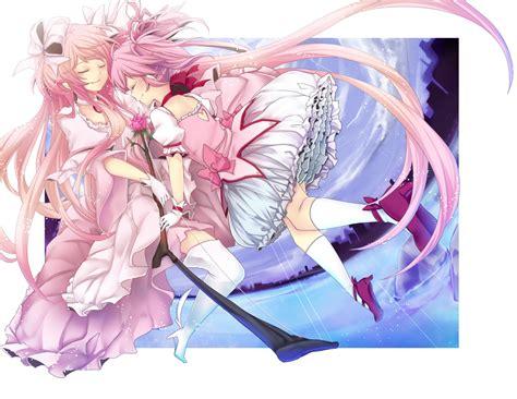 Madoka Kid Pink Kaname Madoka 542374 Zerochan