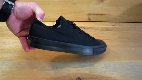 Converse Low Ct2 Black Mono converse all chuck ox black monochrome