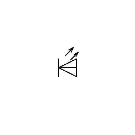 baritt diode schematic symbol led