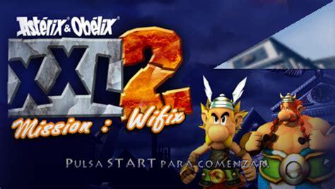 descargar asterix en la india juego portable y ast 233 rix y ob 233 lix descargar juegos para psp
