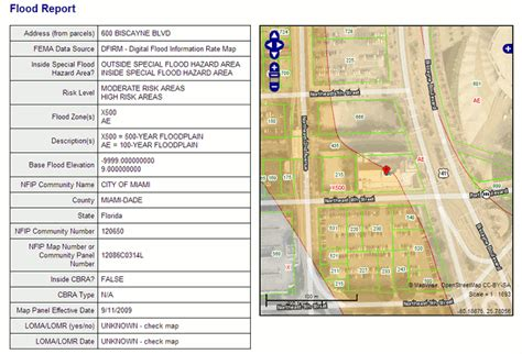 Search Flood Zone By Address Florida Real Estate Maps Aerial Photos And Gis Data