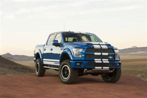 2016 Shelby F 150 Review, Specs, Price, 0 60