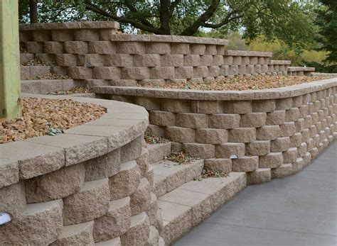 Garden Wall Blocks Quality Retaining Wall Block By Londonstone
