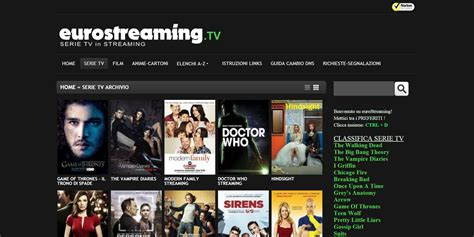 film streaming gratis i nuovi siti di film streaming in italiano