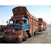 Pakistani Hino Truck  Motorspk