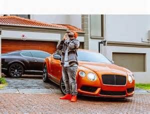 How Much Is A Bentley Coupe Guess How Much Damage To Cassper Nyovest S Bentley Is
