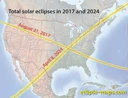 countdown begins to great american eclipse of 2017 ~ fight
