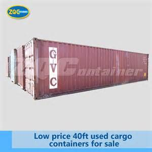Used Price Low Price 40ft Used Cargo Containers For Sale Buy 40ft