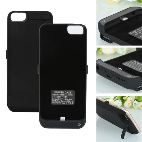coque recharge iphone 7
