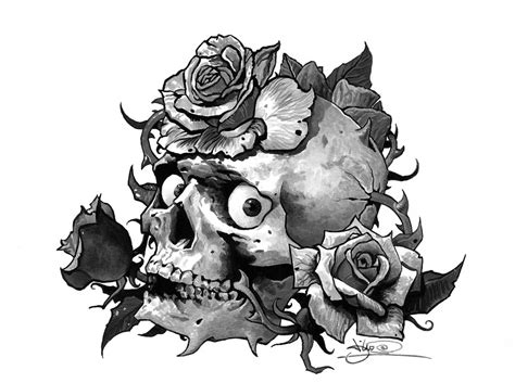tattoo flash art roses josina s design deviant