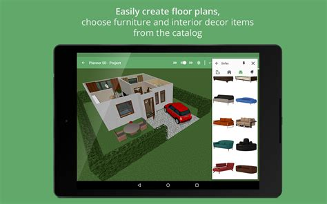 easy to use home design app planner 5d home interior design creator android apps
