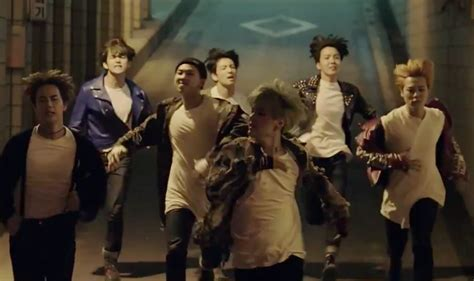 bts mv bts wants you to quot run quot with them in comeback mv soompi