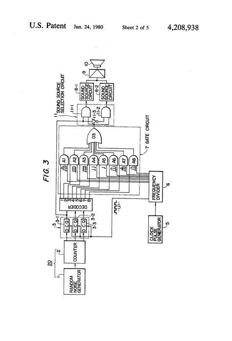random drum pattern generator patent us4208938 random rhythm pattern generator