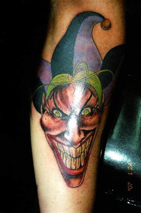 tattoo the joker joker tattoos