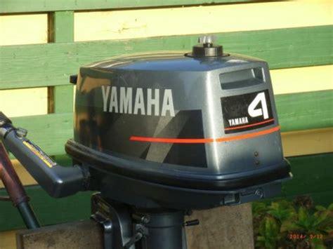 buitenboordmotor yamaha 4 pk motoren watersport advertenties in zuid holland