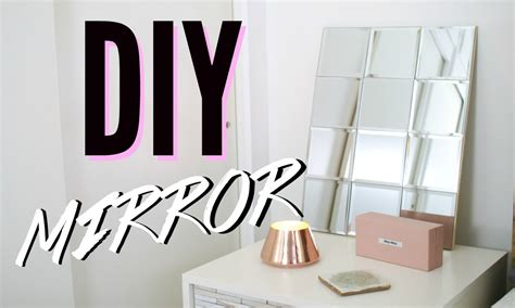 bedroom mirror decoration with waste material mirror designs ideas decorative mirrors wall