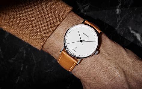 nordic design watches six scandinavian watch brands to know