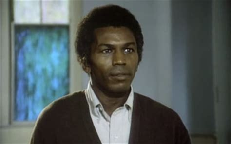 actor george spell today hari rhodes in a dream for christmas 1973