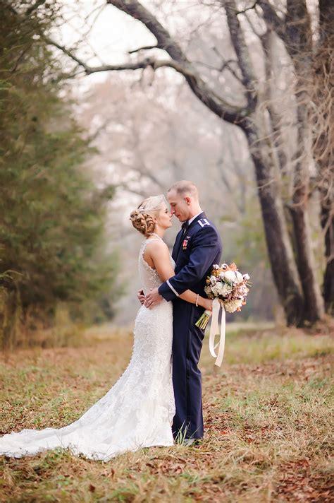 autumn military wedding  north carolina luxe