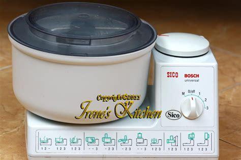 Mixer Bosch Baru irene s kitchen peralatan bakingku mixer