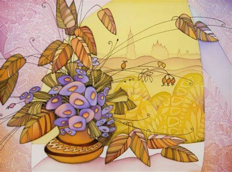 Batik Larissa by Larisa Lukash Batik собиратели чудес Larisa Lukash